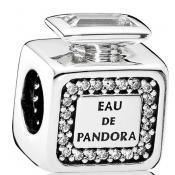 Charms Pandora Fragrance Signature 791889CZ - Famille et Amis