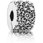 Charms Pandora Clip Dentelle Superposée 791758