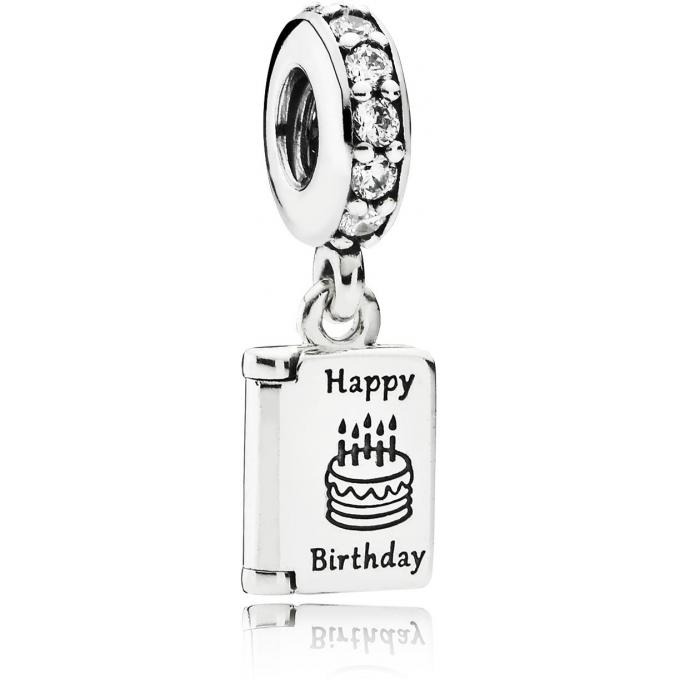 Pandora Happy Birthday Cake