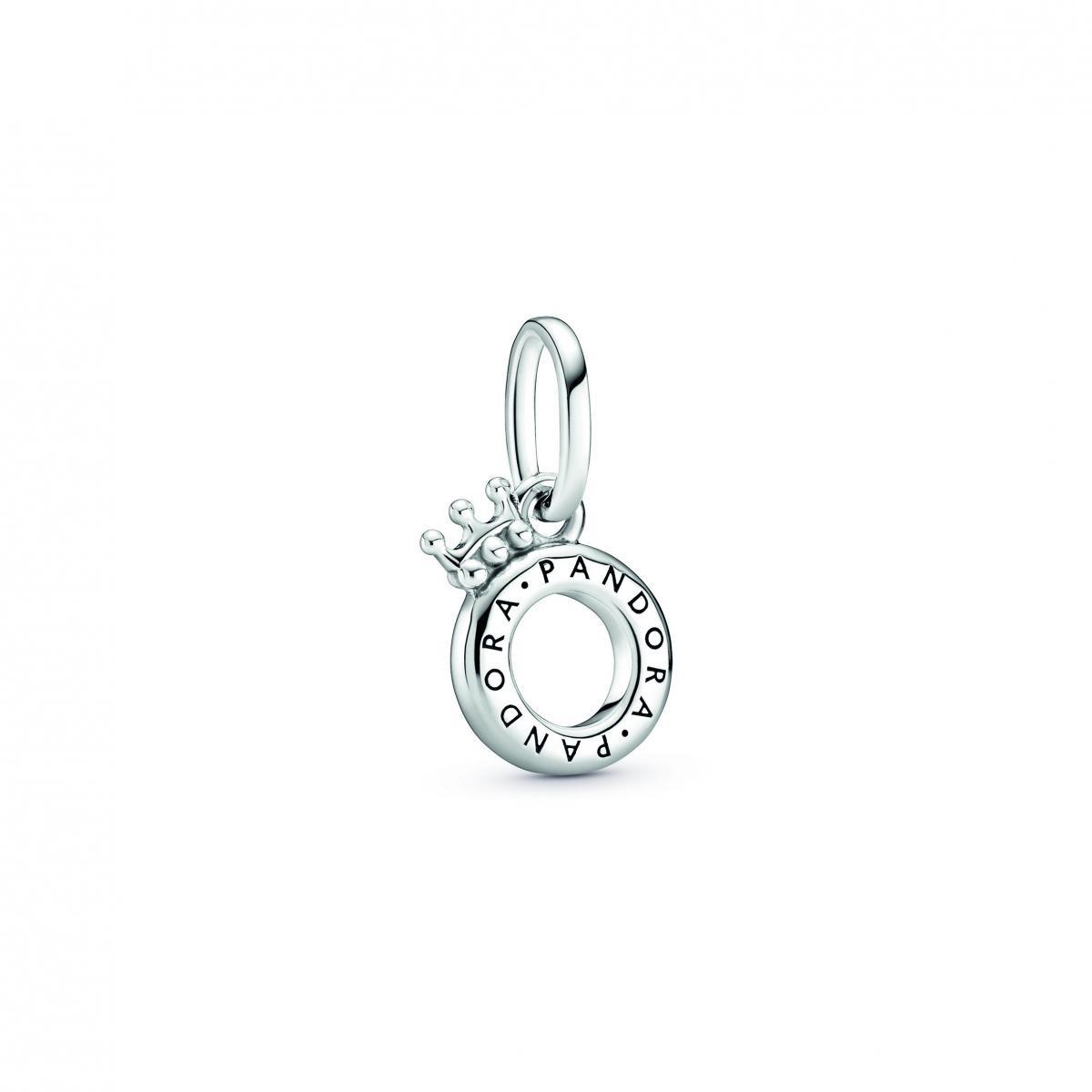 Pendentif O Couronne 399043C00 - Collier Pandora Femme