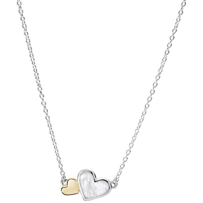 collier pandora coeur