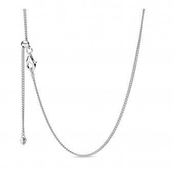 chaine collier argent femme