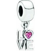 Charms Pandora Charm Pendentif Love 791253CZS