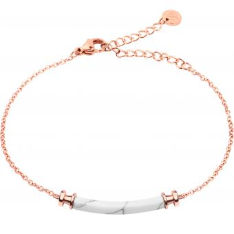 Paul Hewitt Bijoux - Bracelet Paul Hewitt Bijoux PH-B-WM-R - Bracelet Rose Acier Mixte - Promotion paul hewitt