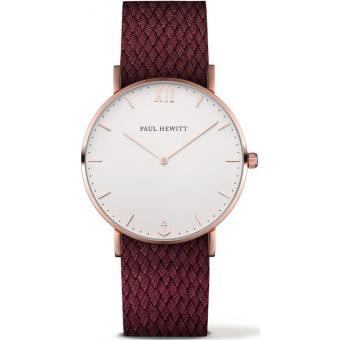 Paul Hewitt - Montre Paul Hewitt PH-SA-R-ST-W-19M - Montre Homme