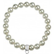 Bracelet Pierre Lannier Bijoux Perles Argent JC98A222