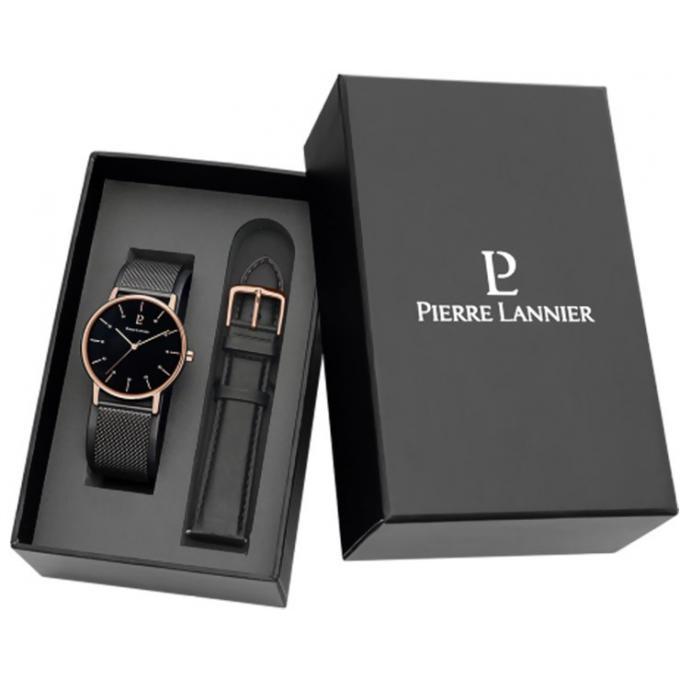 Coffret Pierre Lannier 378B039 MONTRE BRACELETS