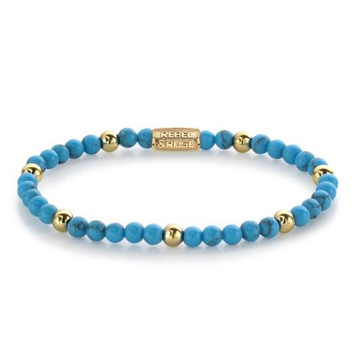 Rebel & Rose - Bracelet Femme RR-40059-G-S Rebel & Rose - Rebel and rose bijoux