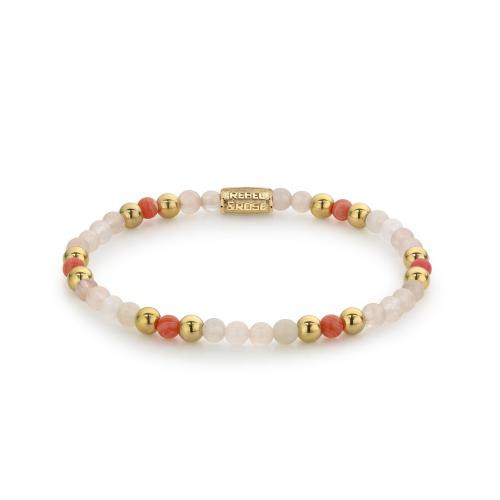 Rebel & Rose - Bracelet Femme RR-40065-G-XS Rebel & Rose - Rebel and rose bijoux