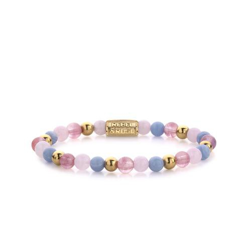 Rebel & Rose - Bracelet Femme RR-60055-G-XS Rebel & Rose  - Rebel and rose bijoux