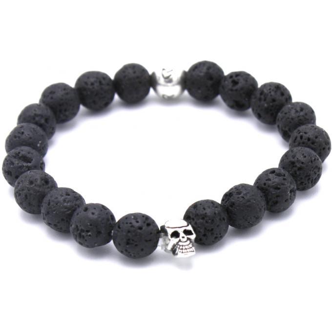 bracelet redskins 285117 bracelet perle noir homme sur bijourama r f rence des bijoux homme. Black Bedroom Furniture Sets. Home Design Ideas