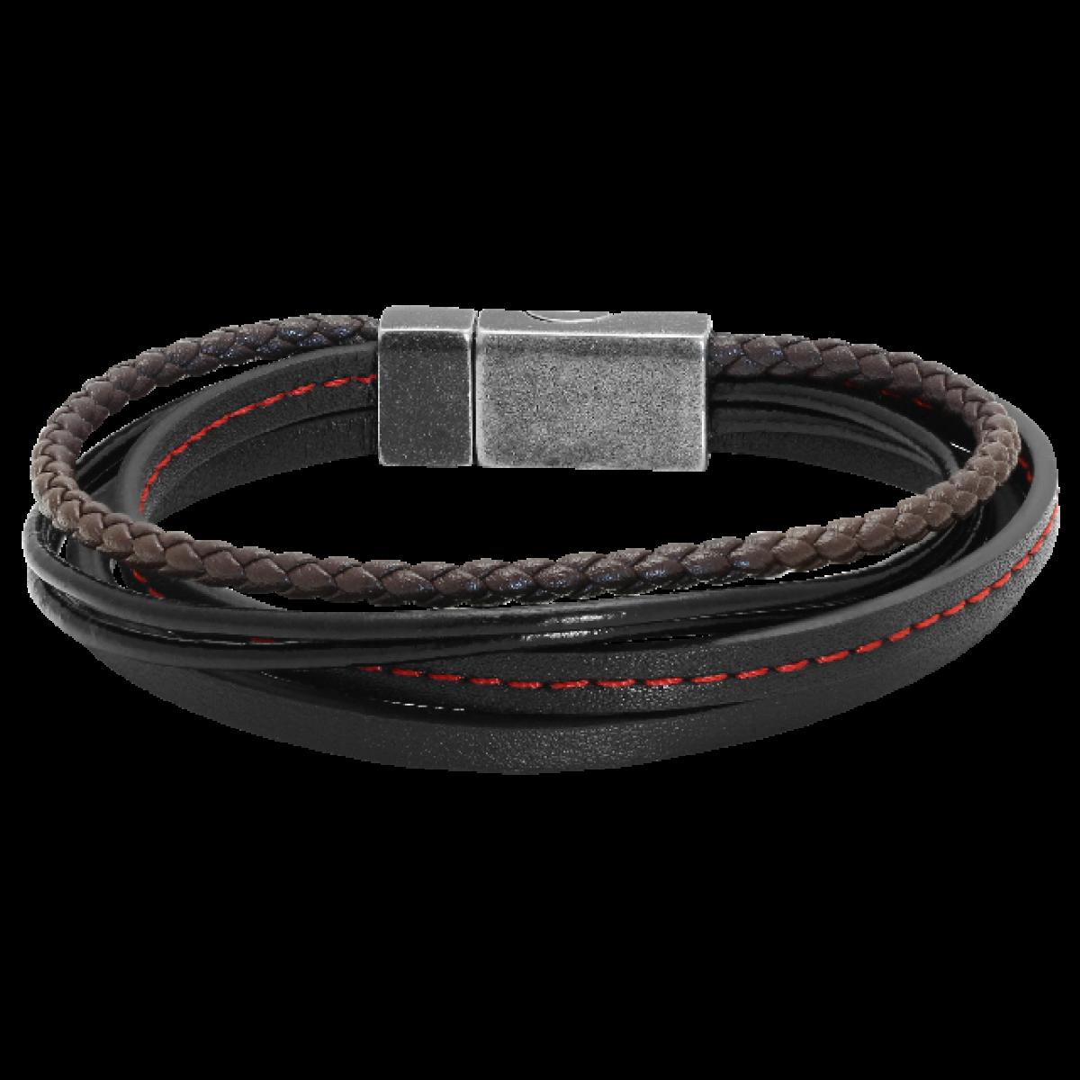 bracelet cuir 17mm
