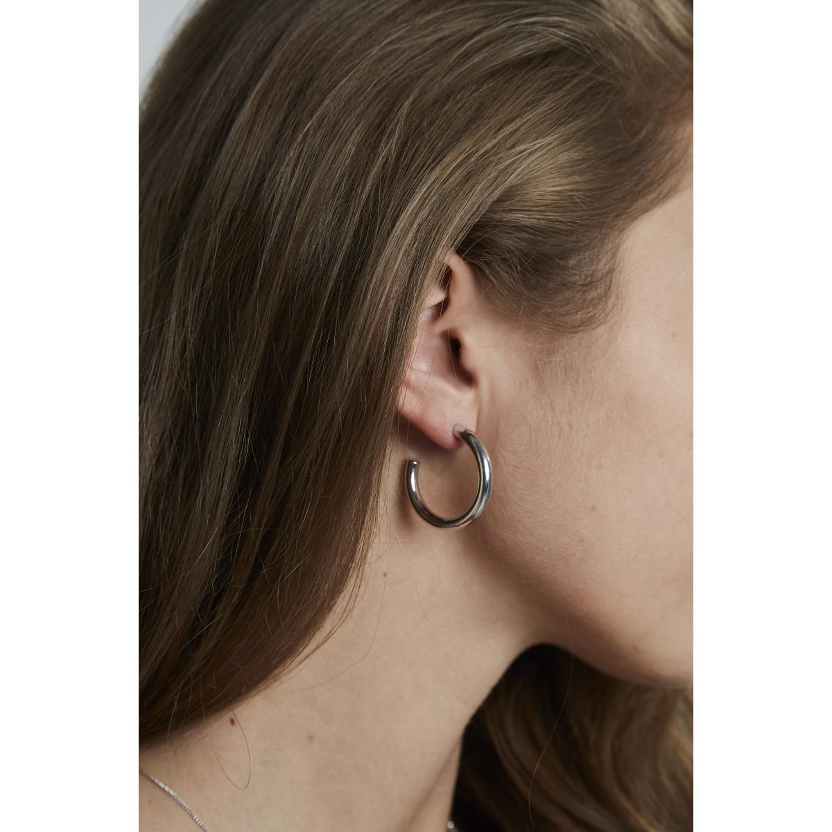 petits anneaux boucle d'oreille