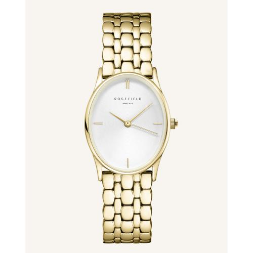 Rosefield - Montre Rosefield THE OVAL OWGSG-OV01 - Montres rosefield