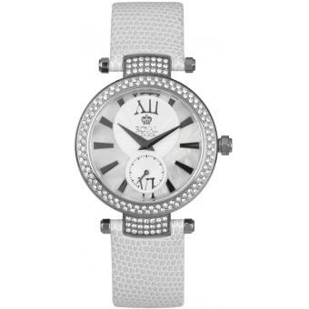 Montre Royal London 20025-02 - Montre Montre Blanche Brillante Femme