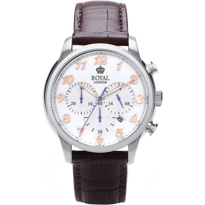 montre royal london 41216 03 montre cuir marron chic homme sur bijourama n 1 de la montre. Black Bedroom Furniture Sets. Home Design Ideas