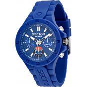 Montre Sector Montres Multifonction Bleue R3251586002