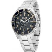 Montre Sector 235 R3253161005 - Montre Index Dorés Homme