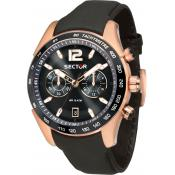 Sector Montres - Montre Sector R3271794003 - Montre Chronographe
