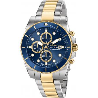 Sector Montres - Montre Sector R3273776001 - Montre Chronographe