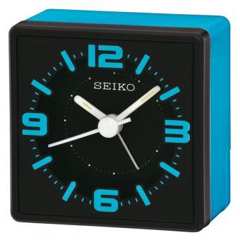 Réveil SEIKO QHE091LN - Réveil Noir Bleu