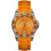 Montre Serge Blanco Ronde Orange SB4023-27