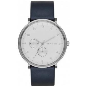 Montre Skagen montres SKW6169 - Montre Dateur Bleue