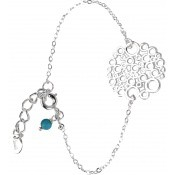 Bracelet Skalli Limonade LM06VA-TURQUOISE - Bracelet Turquoise Femme