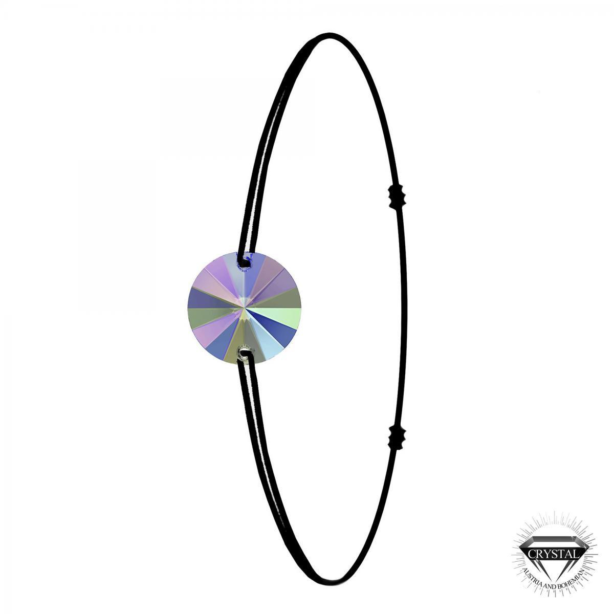 Bracelet élastique SoCharm orné de Cristaux Swarovski