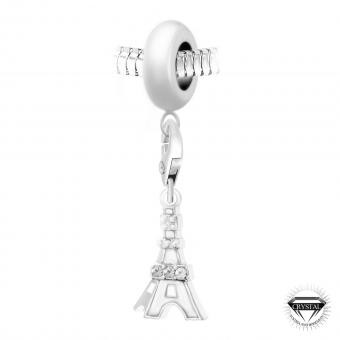 So Charm - BEA0044+CH0186-argent - Charms en Promo