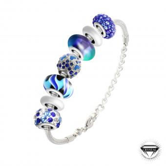 So Charm - SB050+112+43+93+209-BLEU+146+43+34 - Charms en Promo