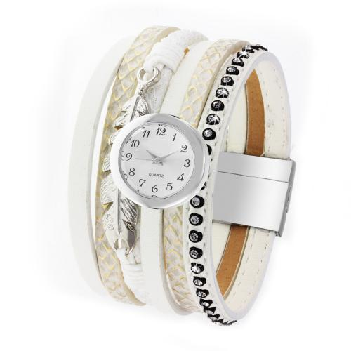 So Charm - Montre femme So Charm  MF000+B1182-BLANC - Montre Femme - Nouvelle Collection