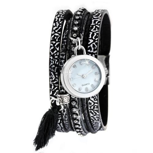 So Charm - Montre femme So Charm  MF000+B1307-NOIR - Montre Femme - Nouvelle Collection