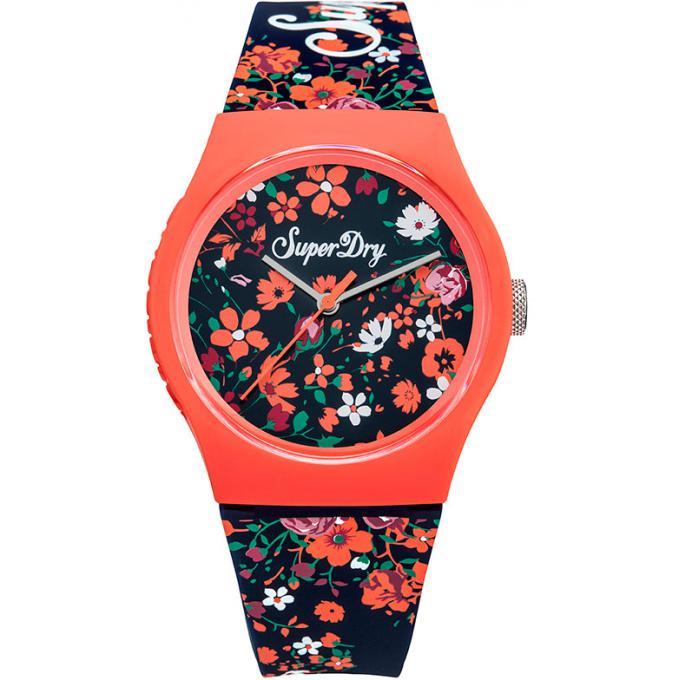 Montre Prix Superdry montre Cuir Bracelet Femme ZTPuOikX
