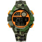 Montre Superdry Radar SYG193NO - Montre Ronde Chronographe Homme