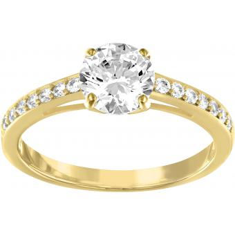 Bague Swarovski ATTRACT GOLD