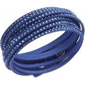 Bracelet Swarovski Bijoux Slake Bleu Foncé 5037393