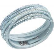 Bracelet Swarovski Bijoux Slake Bleu 5046391 - Slake