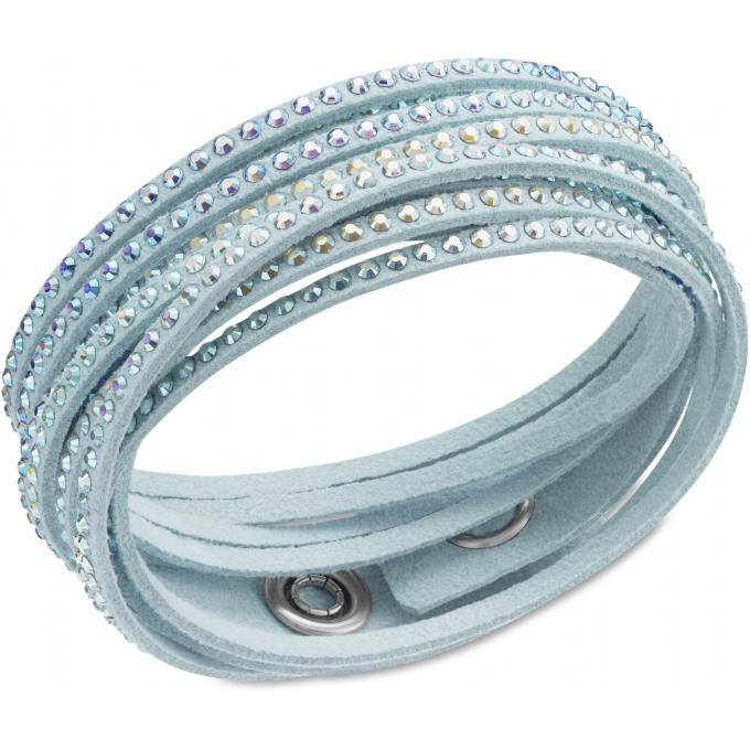 bracelet swarovski 5046391 bracelet slake bleu femme sur bijourama r f rence des bijoux femme. Black Bedroom Furniture Sets. Home Design Ideas