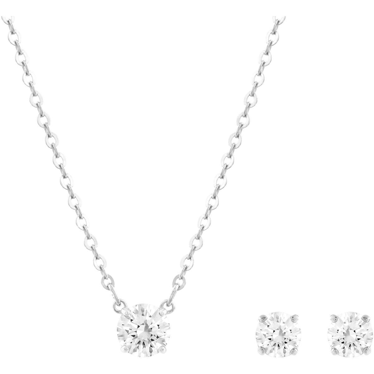 Collier et pendentif Swarovski 5113468 - Collier et pendentif Chaîne  Cristal Femme