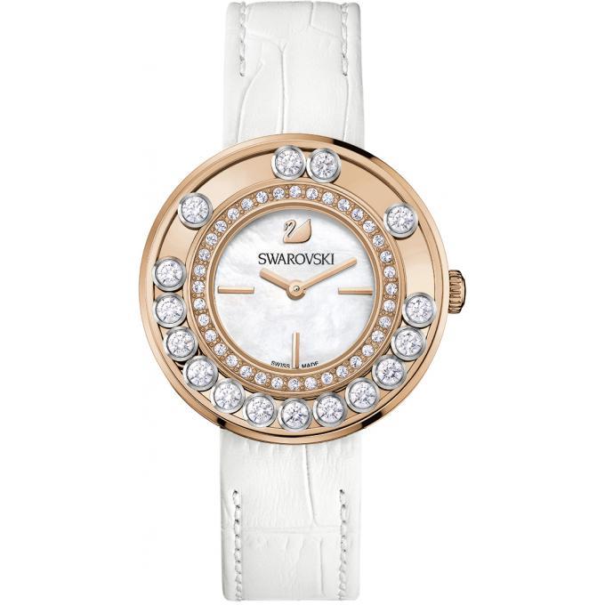 montre swarovski 1187023 montre cristaux or rose femme sur bijourama montre femme pas cher. Black Bedroom Furniture Sets. Home Design Ideas