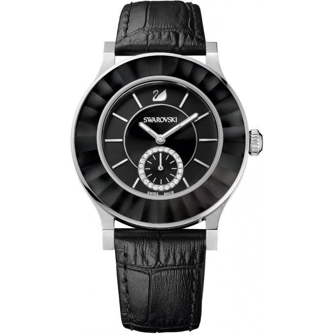 montre swarovski 1181759 montre noire cristaux femme sur bijourama montre femme pas cher en. Black Bedroom Furniture Sets. Home Design Ideas