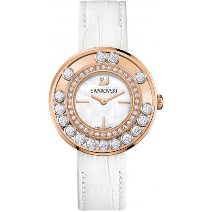Montre Swarovski 1187023 - Montre Cristaux Or rose Femme