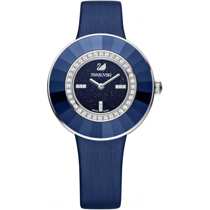 9efac083e67 Montre Swarovski OCTEA 5080508 - Montre Bleue Ronde Femme sur ...