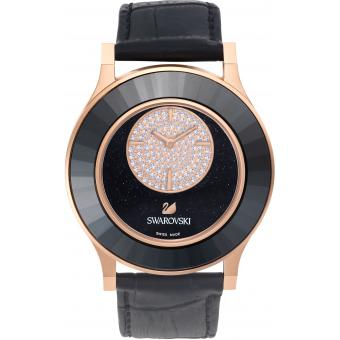 Montre Swarovski OCTEA 5095484 - Montre Cuir Or Rose Femme