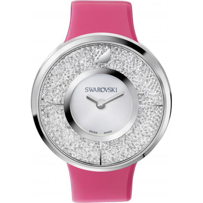 montre swarovski crystalline 5096698 montre rose quartz femme sur bijourama montre femme pas. Black Bedroom Furniture Sets. Home Design Ideas