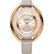 Montre Swarovski 5158544 - Montre Ovale Or Rose Femme