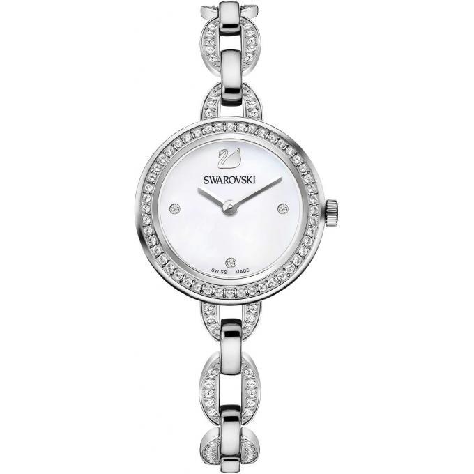 Montre Femme Bracelet 5253332 Cristaux Argent D'infos Plus Swarovski E9WD2eYIH