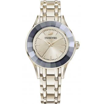 Montre Swarovski 5368924 - Alegria Crystal Silver Night Femme