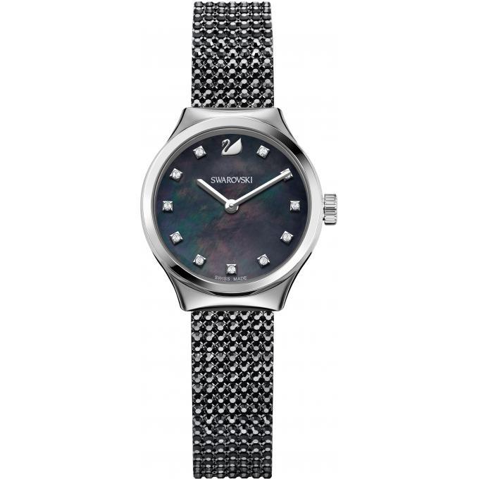 montre swarovski dreamy 5200065 montre cristal noir femme sur bijourama montre femme pas. Black Bedroom Furniture Sets. Home Design Ideas